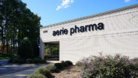 Capital Sign Solutions - Aerie Pharma 1
