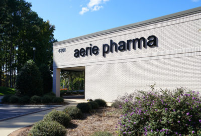 Capital Sign Solutions - Aerie Pharma FI