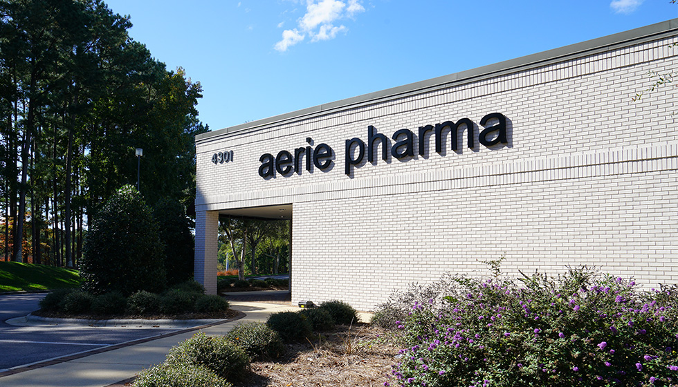 Capital Sign Solutions - Aerie Pharma First