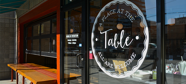 Project Spotlight: A Place at the Table