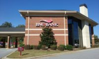 Capital Sign Solutions Bank of North Carolina