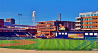 Capital Sign Solutions Durham Bulls Stadium