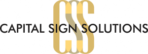 Capital Sign Solutions Site Logo