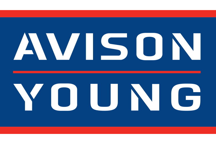 Capital Sign Solutions - Avison Young Logo