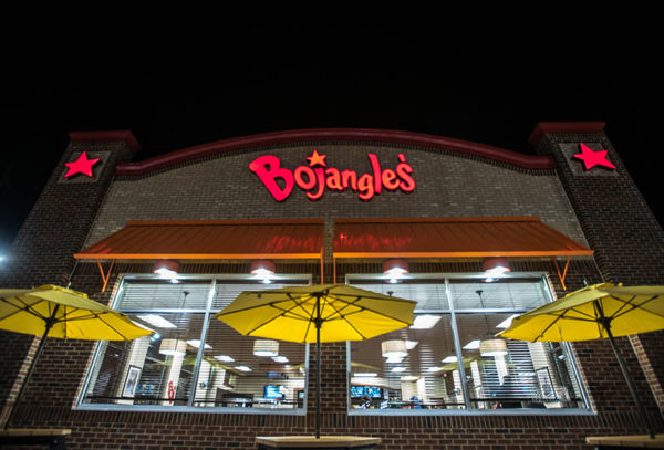 Capital Sign Solutions - Bojangles - Project Cover Image