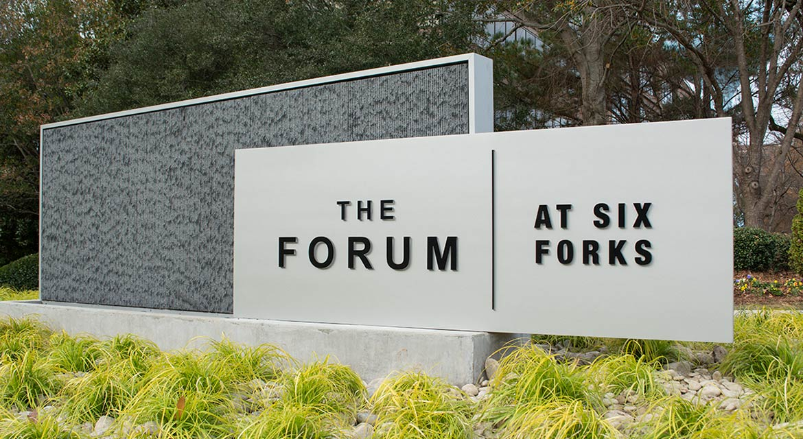 Capital Sign Solutions Commercial Development The Forum