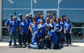 Capital Sign Solutions Food Bank