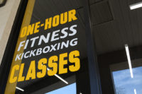 Capital Sign Solutions Franchise Kickboxing Cary
