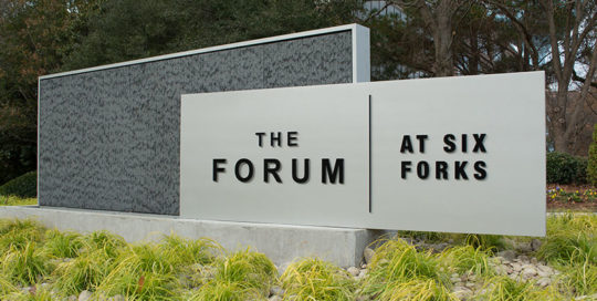 the forum at six forks
