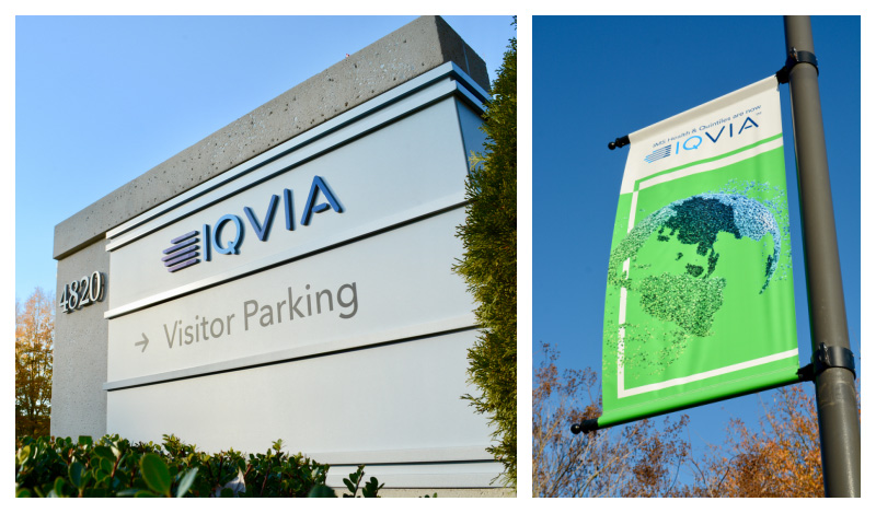 Capital Sign Solutions IQVIA