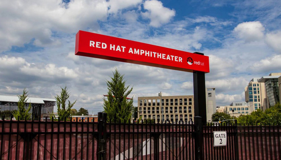 Capital Sign Solutions Red Hat