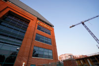 Capital Sign Solutions - American Tobacco Campus Avalara