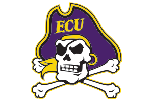 Capital Sign Solutions - ECU Pirate Head Logo