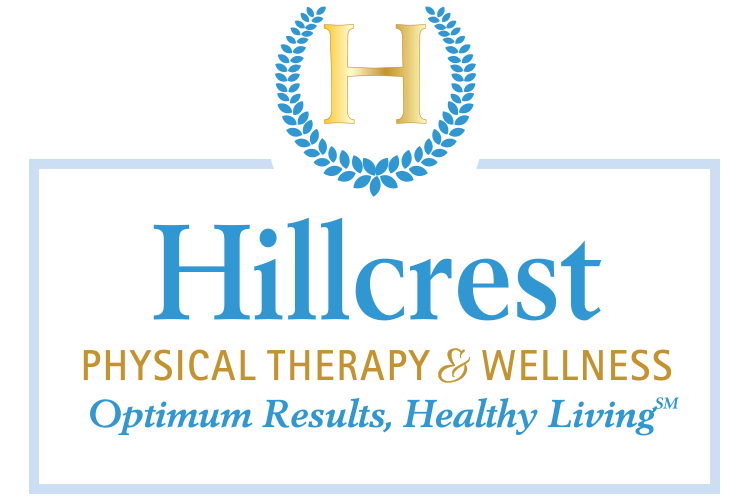 Capital Sign Solutions - Hillcrest Physical Therapy Logos