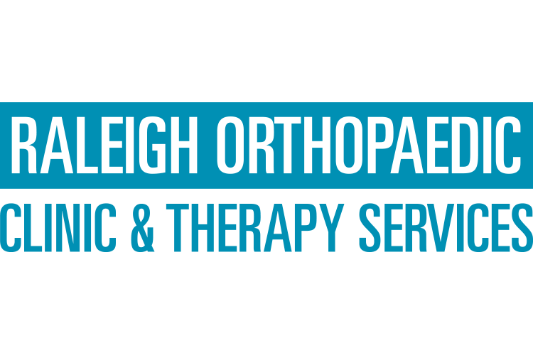 Capital Sign Solutions - Raleigh Orthopaedic Logo
