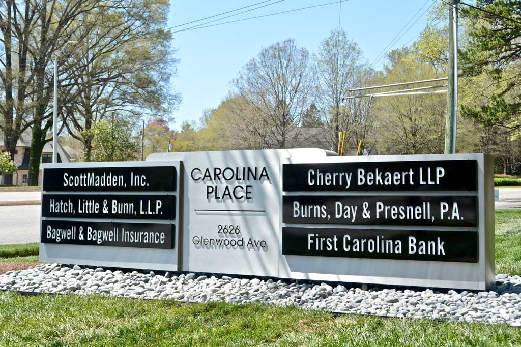 Capital Sign Solutions - Real Estate Gallery 2
