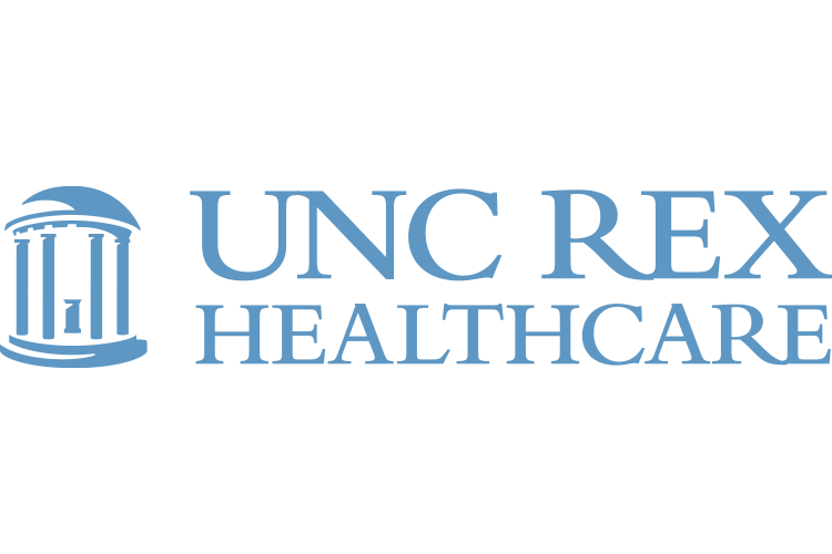 Capital Sign Solutions - UNC REX Healthcare Logo