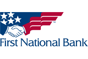 Capital Sign Solutions First National Bank Logo
