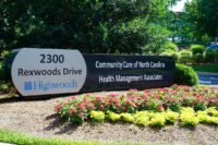Capital Sign Solutions Healthcare Rexwoods Campus
