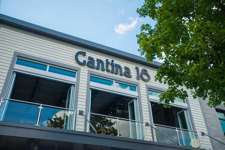 Capital Sign Solutions Retail Restaurant Cameron Village