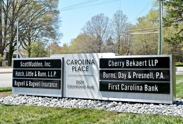 Capital Signs Solutions - Carolina Place