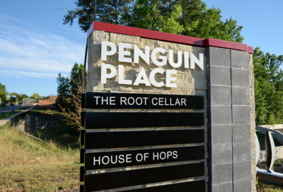 Capital Sign Solutions - Penguin Place