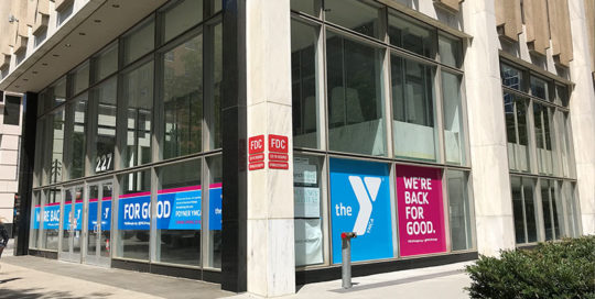 Capital Sign Solutions - Poyner YMCA