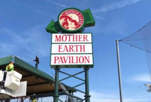 Capital Sign Solutions - mother earth pavilion