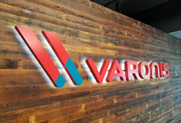 Capital Sign Solutions - Varonis - Project Cover Image