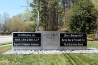 Capital Sign Solutions - Carolina Place