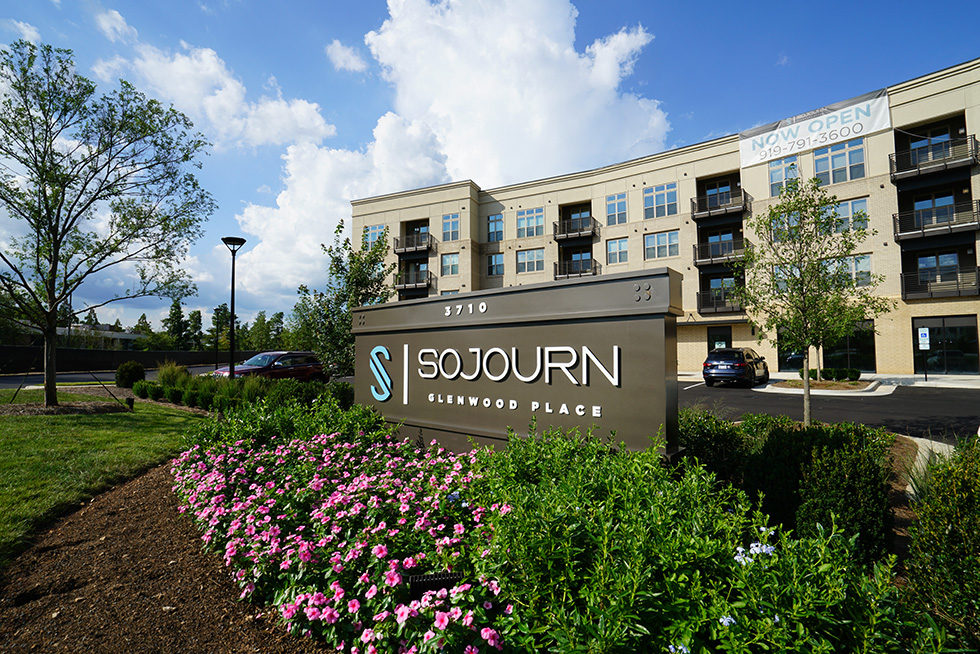 Capital Sign Solutions - Sojourn Glenwood 1