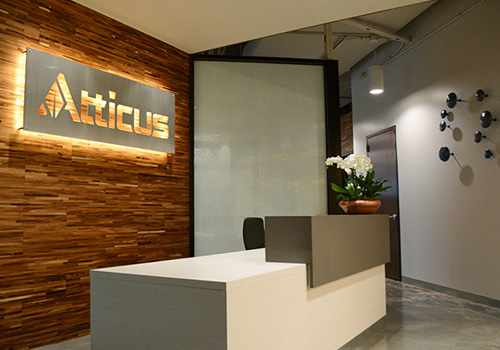 Capital Sign Solutions - Custom Interior Signage