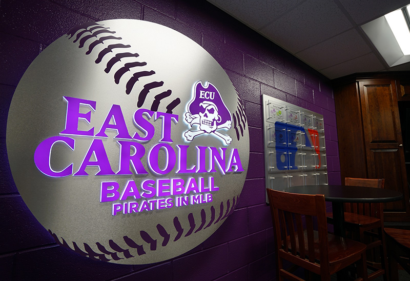 East Carolina University Capital Sign Solutions