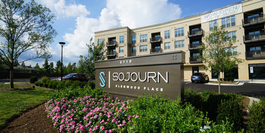 Capital Sign Solutions - Grubb Ventures Sojourn Glenwood Featured Image