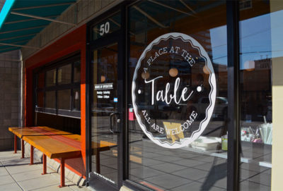 Capital Sign Solutions - A Place at the Table Featured Image