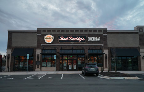 Capital Sign Solutions - Bad Daddy's Burger Bar