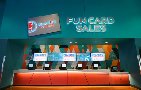 Capital Sign Solutions - Frankie's Fun Park Charlotte 20