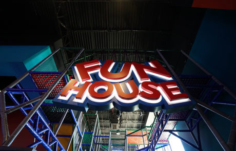 Capital Sign Solutions - Frankie's Fun Park Charlotte 18