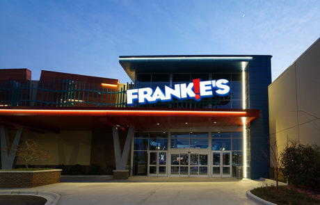Capital Sign Solutions - Frankie's Fun Park Charlotte 5