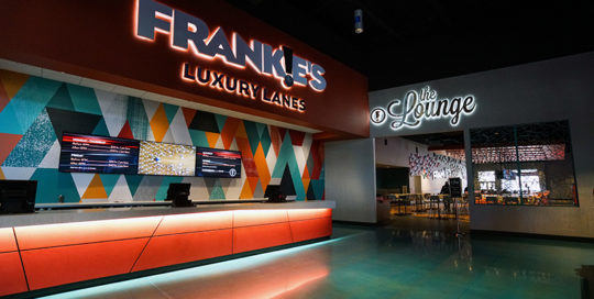 Capital Sign Solutions - Frankie's Fun Park Charlotte Featured