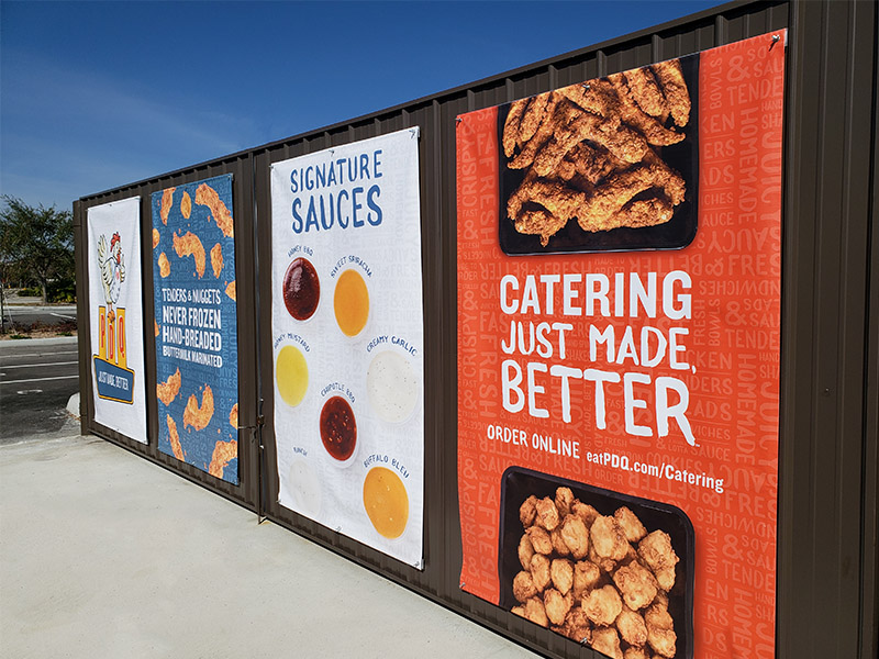 Capital Sign Solutions - PDQ Banner