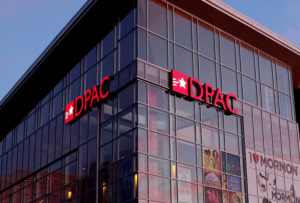 Capital Sign Solutions - DPAC Channel Letters