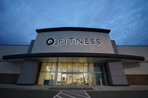 Capital Sign Solutions - O2 Fitness Channel Letters