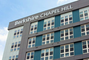 Capital Sign Solutions - Berkshire Chapel Hill Channel Letters