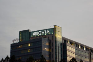 Capital Sign Solutions - IQVIA Channel Letters