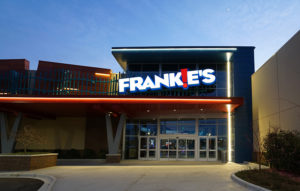 Capital Sign Solutions - Frankie's Fun Park Channel Letters