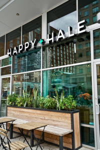 Capital Sign Solutions - Happy and Hale Channel Letters